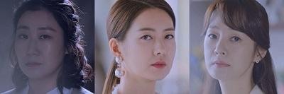 Buam Dong Revenge Social Club Korean Drama - Ra Mi Ran, Lee Yo Won, Myung Se Bin