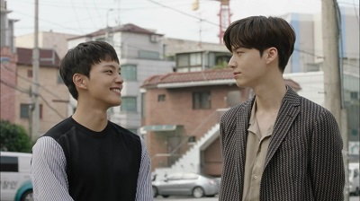 Reunited Worlds Korean Drama - Yeo Jin Goo and Ahn Jae Hyun