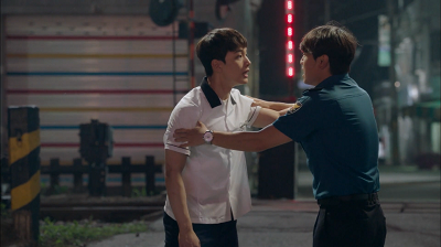 Reunited Worlds Korean Drama - Yeo Jin Goo and Lee Shi Eon
