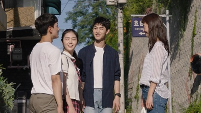 Reunited Worlds Korean Drama - Yeo Jin Goo, Lee Yeon Hee, Kwak Dong Yeon, Kim Hye Jun