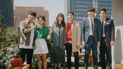 Reunited Worlds Korean Drama - Yeo Jin Goo, Lee Yeon Hee, Park Jin Joo, Lee Shi Eon, Kim Jin Woo, Shin Soo Ho