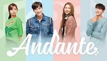 Andante Korean Drama - Kai