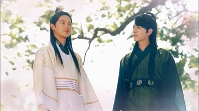 The King Loves Korean Drama - Im Si Wan and Hong Jong Hyun