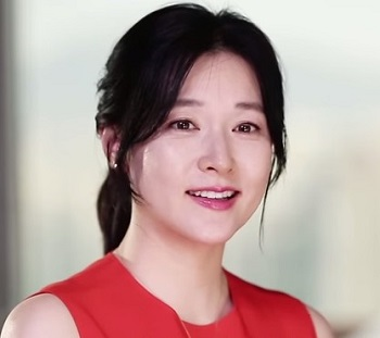 Different Dream Korean Drama - Lee Young Ae