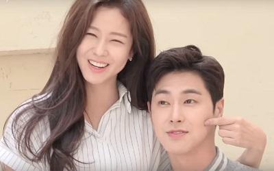 Meloholic Korean Drama - Yunho and Kyung Su Jin