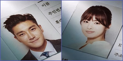 Revolutionary Love Korean Drama - Choi Siwon and Kang So Ra