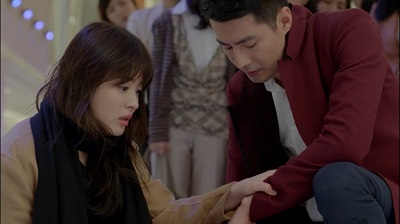 That Winter, the Wind Blows Korean Drama - Jo In Sung and Song Hye Kyo
