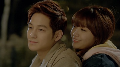 That Winter, the Wind Blows Korean Drama - Kim Bum and Jung Eun Ji 8