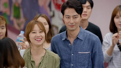 It's Okay That's Love - Jo In Sung and Gong Hyo Jin 2