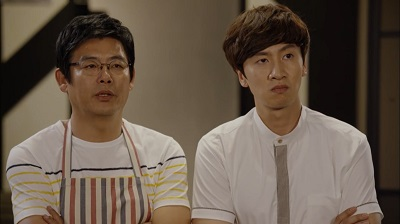 It's Okay That's Love - Sung Dong Il and Lee Kwang Soo 2