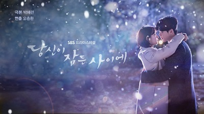 Image result for while you were sleeping