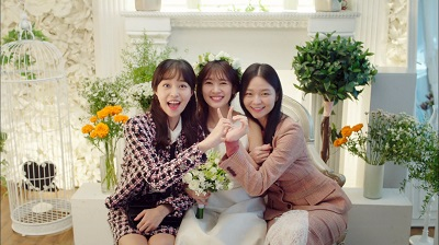 Because This is My First Life Korean Drama - Jung So Min, Kim Ga Eun, and Lee Som