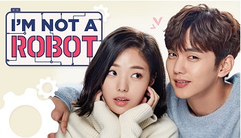 I'm Not a Robot Korean Drama - Yoo Seung Ho and Chae Soo Bin