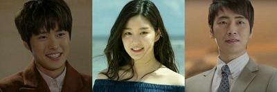 You Who Forgot Poetry Korean Drama - Gong Myung, Lee Yoo Bi, Lee Joon Hyuk