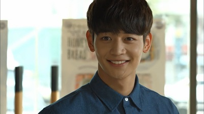 Because It's the First Time Korean Drama - Choi Minho