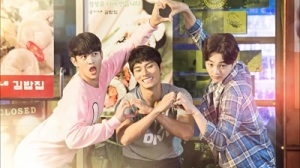Because It's the First Time Korean Drama - Choi Minho, Kim Min Jae, Lee Yi Kyung