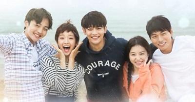 Because It's the First Time Korean Drama - Choi Minho, Park So Dam, Kim Min Jae, Lee Yi Kyung, Cho Hye Jung