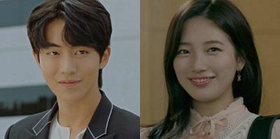Come Here and Hug Me Korean Drama - Nam Joo Hyuk and Suzy