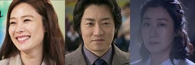Miracle That We Met Korean Drama - Kim Hyun Joo, Kim Myung Min, Ra Mi Ran