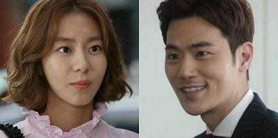 My Husband Oh Jak Doo Korean Drama - Kim Kang Woo and Uee