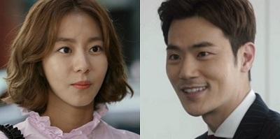My Husband Oh Jak Doo Korean Drama - Kim Kang Woo and Uee
