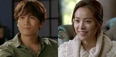 Knowing Wife Korean Drama - Ji Sung and Han Ji Min