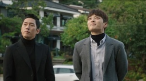 Money Flower Korean Drama - Jang Hyuk and Jang Seung Jo