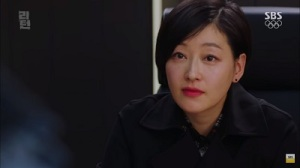 Return Korean Drama - Park Jin Hee