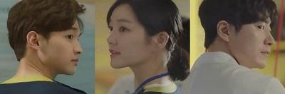 You Who Forgot Poetry Korean Drama - Lee Joon Hyuk, Lee Yoo Bi, and Jang Dong Yoon