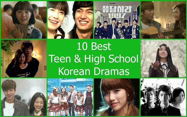 10 Best Teen and High School Korean Dramas | Kdrama Kisses
