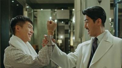 Hwayugi (A Korean Odyssey) Korean Drama - Lee Seung Gi and Cha Seung Won