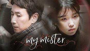 My Mister (My Ahjussi) Korean Drama - Lee Seon Kyun and IU