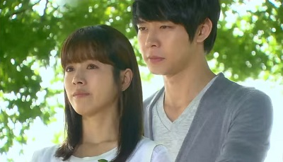 Rooftop Prince Korean Drama - Park Yoo Chun and Han Ji Min