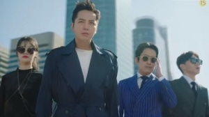 Switch: Change the World Korean Drama - Jang Geun Suk
