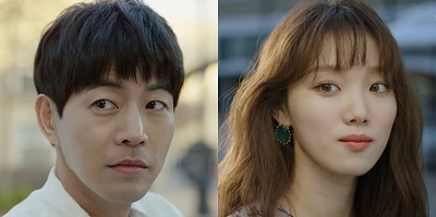 About Time Korean Drama - Lee Sang Yoon and Lee Sung Kyung