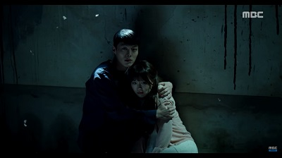 Come Here and Hug Me Korean Drama - Jang Ki Yong and Jin Ki Joo