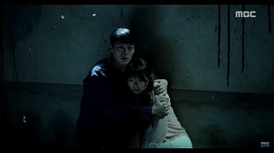 Come Here and Hug Me Korean Drama - Jang Ki Yong and Jin Ki Joo
