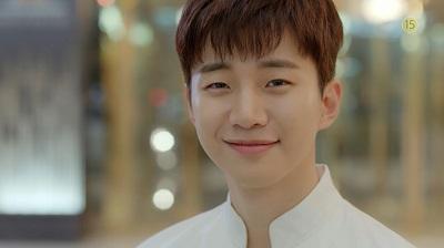 Greasy Melo Korean Drama - Junho