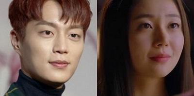 Let's Eat 3 Korean Drama - Yoon Doo Joon and Baek Jin Hee