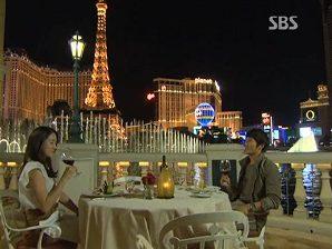Swallow the Sun Korean Drama - Las Vegas (Ji Sung & Sung Yu Ri)