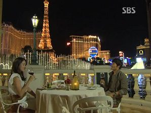 Swallow the Sun Korean Drama - Las Vegas (Ji Sung & Sung Yu Ri)