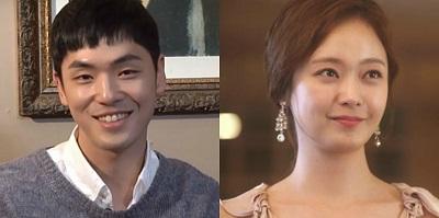 Time Korean Drama - Kim Jung Hyun and Jeon So Min