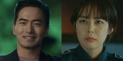 Voice 2 Korean Drama - Lee Jin Wook and Lee Ha Na