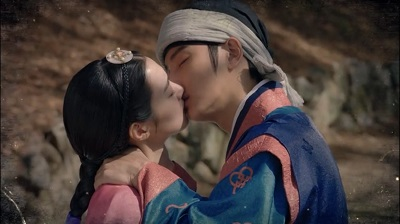 Grand Prince Korean Drama - Yoon Shi Yoon and Jin Se Yeon
