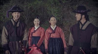 Grand Prince Korean Drama - Yoon Shi Yoon, Jin Se Yeon, Nam Ji Hyun, Bang Jae Ho