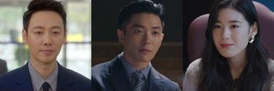 Hand: The Guest Korean Drama - Kim Dong Wook, Kim Jae Wook, Jung Eun Chae