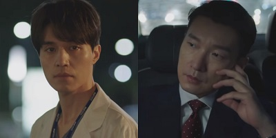 Life Korean Drama - Lee Dong Wook and Jo Seung Woo