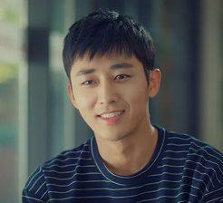 Terius Behind Me Korean Drama - Son Ho Jun