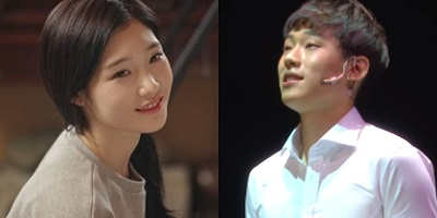To Jenny Korean Drama - Kim Sung Chul and Jung Chae Yeon