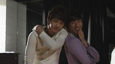What's Up Korean Drama - Im Joo Hwan and Kang Dae Sung